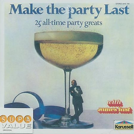 Make The Party Last by James Last