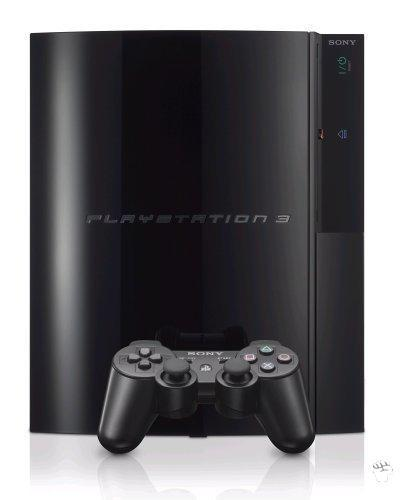 PlayStation 3 MEGA Bundle (includes 3 Blu-ray Movies + 2 Games) for PS3