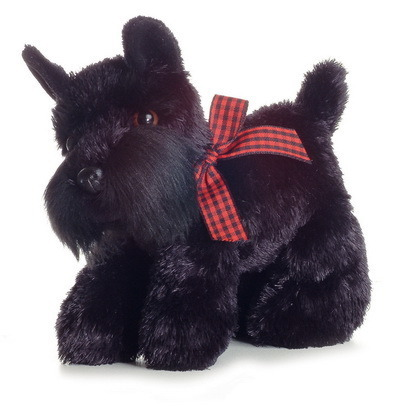 Aurora: Mini Flopsies - Scotty Pup