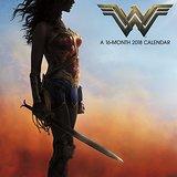 Wonder Woman 2018 Wall Calendar