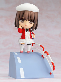 Saekano: Nendoroid Megumi Kato (Heroine Outfit Ver.) - Articulated Figure