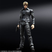 Resident Evil 6 Play Arts Kai Leon Kennedy Action Figure
