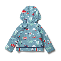 Raincoat Space Monkey - Size 5-6 image