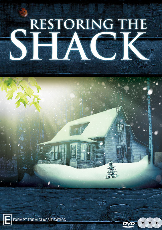 Restoring The Shack - The Complete Series on DVD