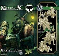 Malifaux M2E: Gravedigger