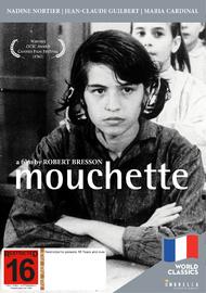 Mouchette on DVD
