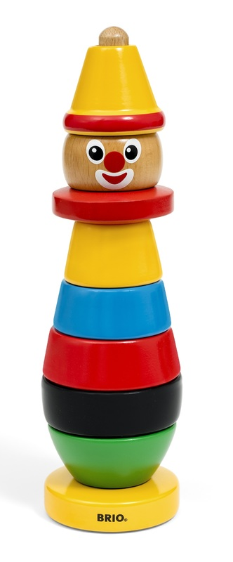 Brio: Early Learning - Stacking Clown