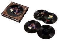 AC/DC: 45 Record - Coaster Set (Set of 4)