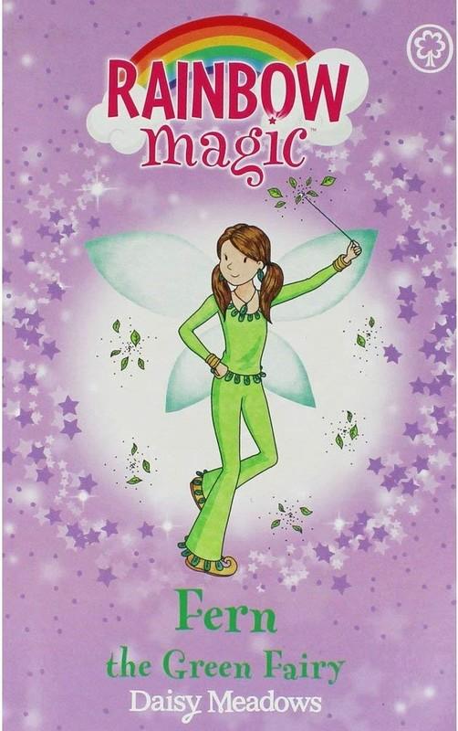 4: Fern The Green Fairy by Daisy Meadows