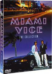 Miami Vice - The Best Of (Two Discs) on DVD
