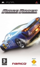 Ridge Racer (Essential) for PSP