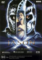 Jason X on DVD