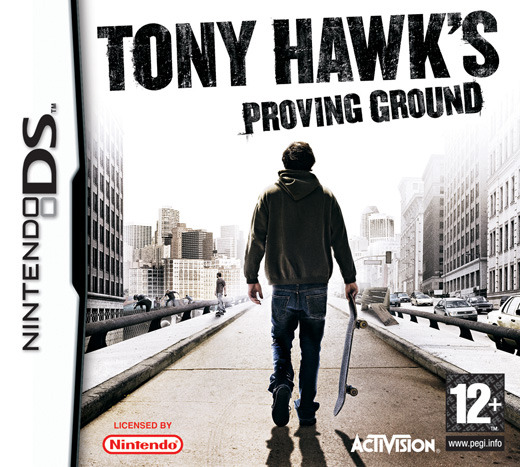 Tony Hawk's Proving Ground for Nintendo DS