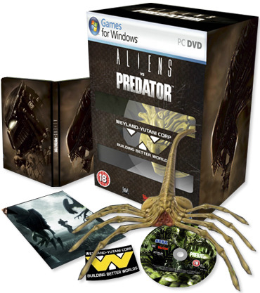 Aliens vs Predator Hunter Edition for PC Games