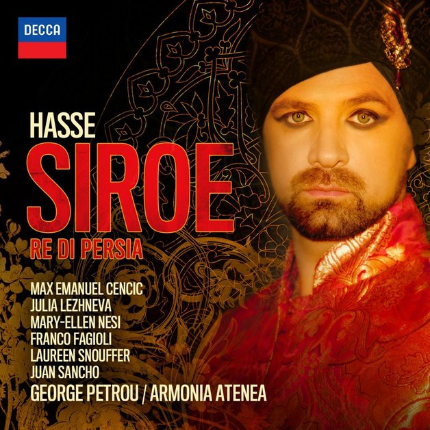 Hasse: Siroe, Re Di Persia by Various Artists