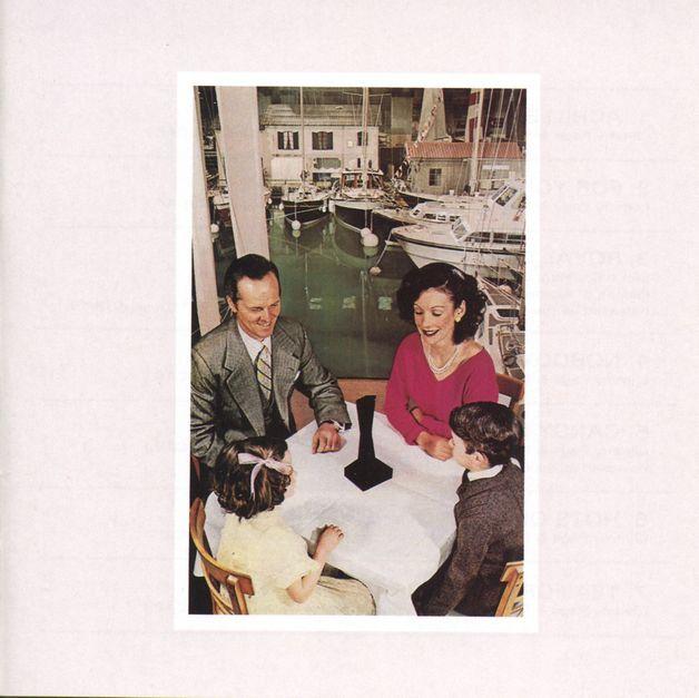 Presence by Led Zeppelin