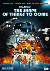 Shape Of Things To Come on DVD