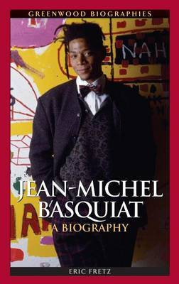 Jean-Michel Basquiat by Eric Fretz