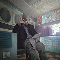 Wash House Ting by J. Boog