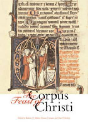 The Feast of Corpus Christi by Barbara R Walters image