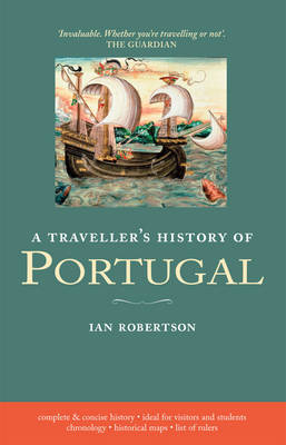 Traveller's History of Portugal by Ian Robertson image