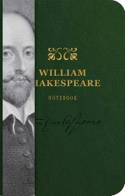 Shakespeare Notebook Embossed - A6 by Cider Mill Press