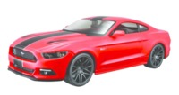 Maisto Design: 1:25 Diecast Vehicle - 2015 Ford Mustang GT