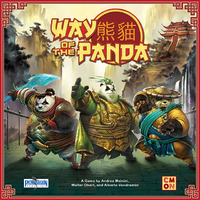 Way of the Panda - Board Game