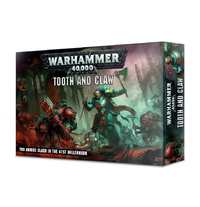Warhammer 40,000 Tooth & Claw Box Set image