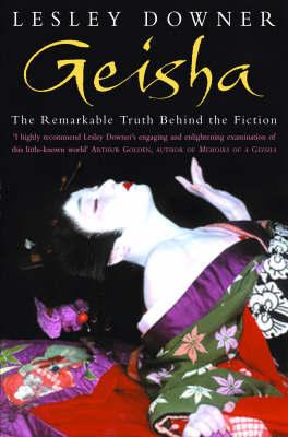 Geisha by Lesley Downer
