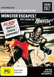 Revenge Of The Creature on DVD