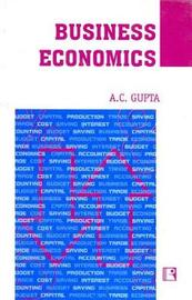 Business Economics by A. Gupta image