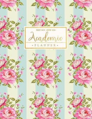 Academic Planner July 2019 - June 2020 by Michelia Creations