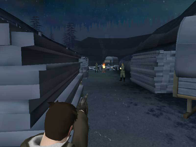 Pilot Down: Behind Enemy Lines for PlayStation 2 image