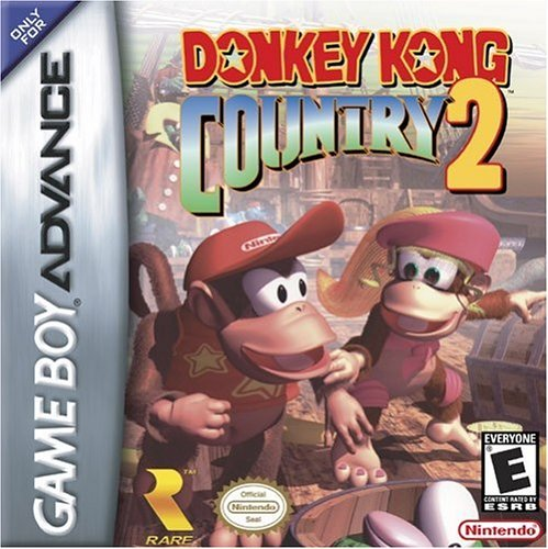 Donkey Kong Country 2 for Game Boy Advance