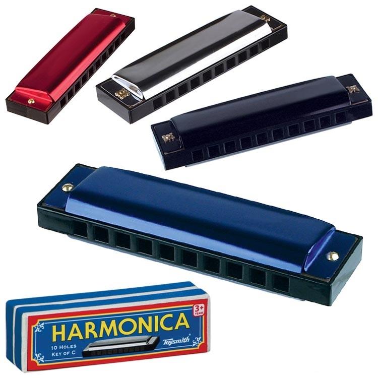 Harmonica Metal image