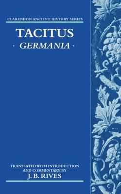 Tacitus: Germania by Cornelius Tacitus image