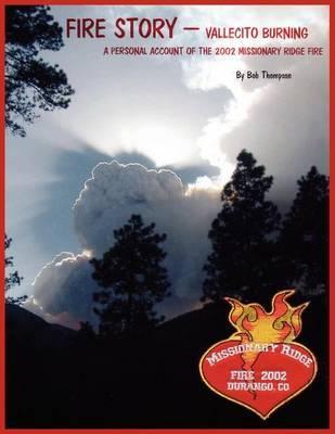 Fire Story - Vellecito Burning by Bob Thompson image