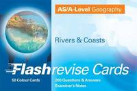 AS/A-level Geography: Rivers and Coasts by Andy Palmer image