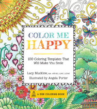 Color Me Happy by Lacy Mucklow