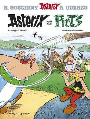 Asterix: Asterix and the Picts by Jean-Yves Ferri image