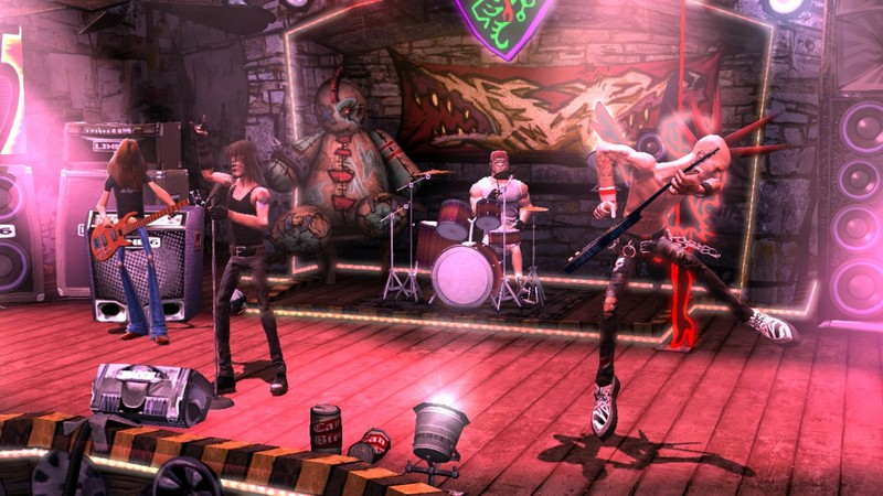 Guitar Hero III: Legends of Rock Bundle for PS3 image