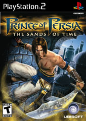 Prince of Persia: The Sands of Time for PS2