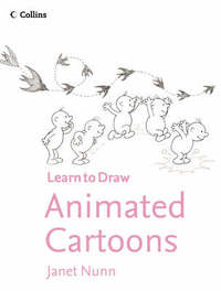 Learn to Draw: Animated Cartoons by Janet Nunn image
