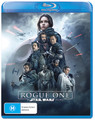 Rogue One: A Star Wars Story on Blu-ray