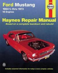 Ford Mustang V8 (July 64 - 73) by J.H. Haynes