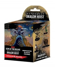 Dungeons & Dragons: Waterdeep Dragon Heist Booster Pack