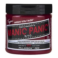 Manic Panic Semi-Permanent Hair Colour Cream - Pillarbox Red