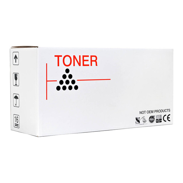 Icon: Compatible Brother TN237Y - Yellow Toner Cartridge