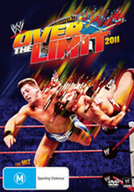 WWE - Over The Limit 2011 on DVD